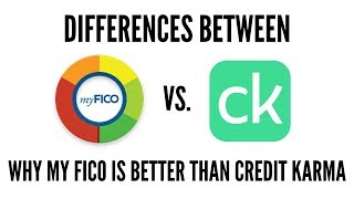 Credit Karma vs My Fico 💳 🚘 🏠 The Truth About Credit Karma... How To Raise Your APPROVAL ODDS!!!