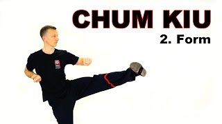 #12 – Chum Kiu Form