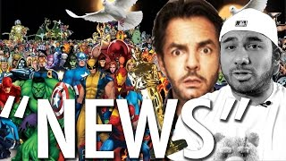 News 28 De DIC.- Werever La Película, NuevoS SpidermaS, Derbez, Justin Bieber IronMan Y Más