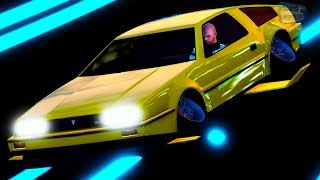 GTA Online Premium Race - Techno