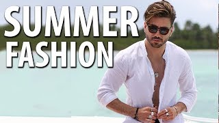 Mens Summer Outfit Inspiration | Tropical Lookbook For Men 2018 | Punta Cana