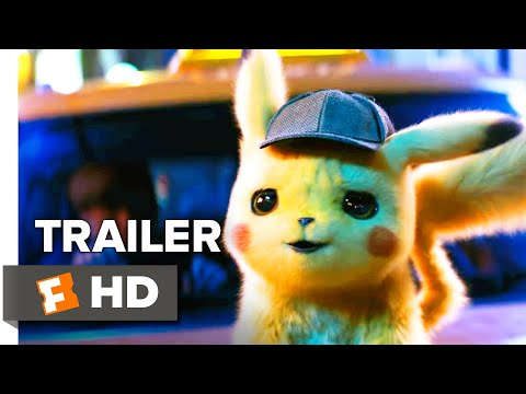 detective pikachu trailer is anthropomorphic flayrah