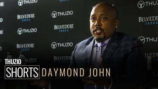 Daymond John Pivots From Red Lobster To Millionaire Entrepreneur l Thuzio Shorts