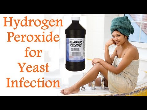 , title : 'Hydrogen Peroxide for Yeast Infection - Does hydrogen peroxide Work For Yeast Infections?'