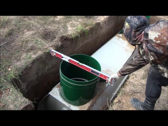 Водоснабжение и канализация загородного дома. Часть 2
