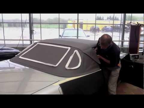 Cabrio Partner | Mercedes W129 cabrioletkap vervangen en monteren