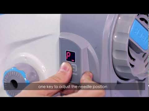 Jack F4 Single Needle Lockstitch Sewing Machine