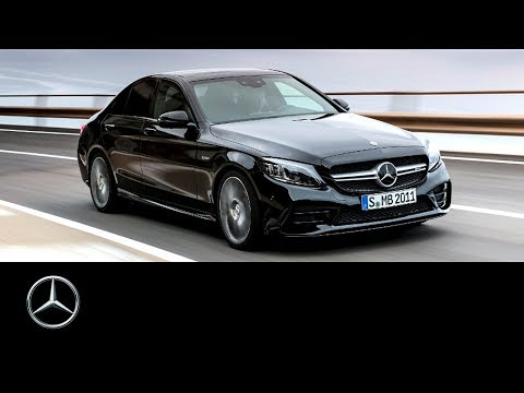 Mercedes-Benz C-Class| 60 Seconds