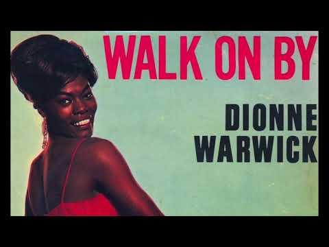 Dionne Warwick - Walk On By (Instrumental Cover)