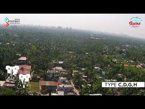 Skyline Synergy – Cheranalloor (Drone Video)