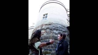 Nottingham Castle With Robin Hood