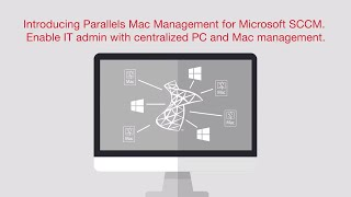 Parallels Mac Management video