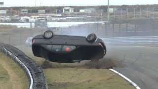 BMW E39 5 Series Rollover Crash   Scheivlak