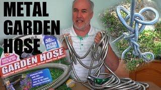 Metal Garden Hose Review | EpicReviewGuys CC