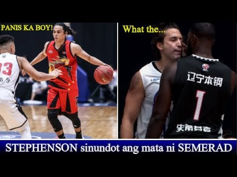 LANCE STEPHENSON NAG-INIT KAY SEMERAD | ROMEO MALA-GILAS PERFORMANCE | East Asia League Terrific 12