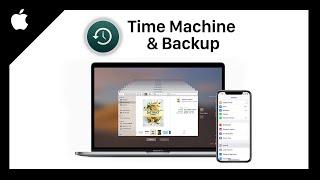 Apple Backups (Das Große Tutorial) Time Machine, iCloud & Co.