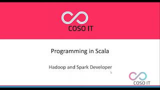 Learn Scala | Scala Tutorial | Scala Tutorial for Beginners | Scala Programming | COSO IT