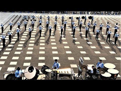 潮田中学校 Yokohama Pacific Wings ミュージックインモーション2018年11月18日