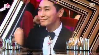 181027 The Seoul Awards 영화  남우조연상  주지훈  最佳男配角獎  朱智勛
