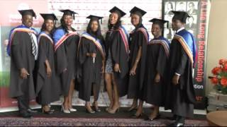 Regent Business School Graduation : 2016