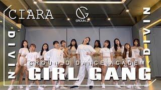 [CHOREO] Ciara   Girl Gang Ft Kelly Rowland @ Groun_d YENI T