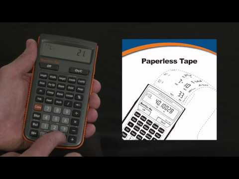 HeavyCalc Pro - Paperless Tape