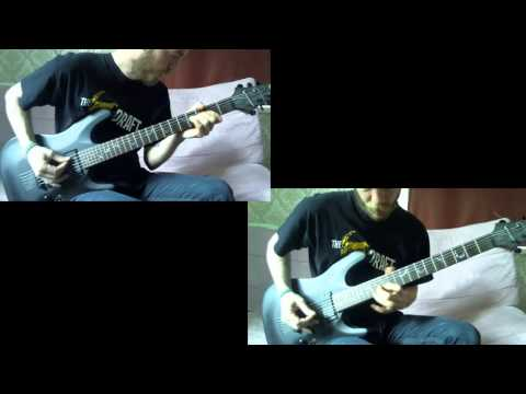 Leningrad Cowboys - Where's The Moon (guitar cover)