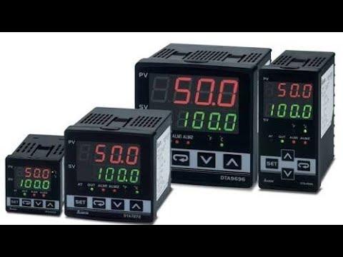 Delta plc to hmi communication through RS485 protocol - смотреть