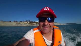 Использование лодок пхв на море
