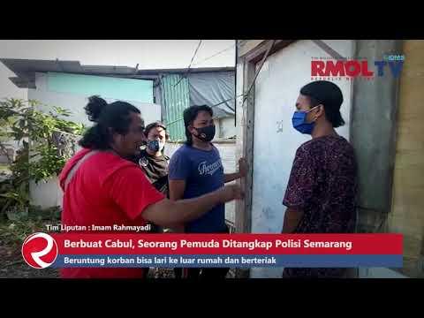Berbuat Cabul, Seorang Pemuda Ditangkap Polisi Semarang