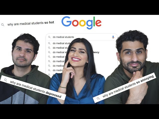 Medical Students Answer the Web's Most Searched Questions | MedBros