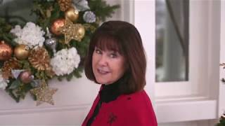 Christmas at the Vice President's Home