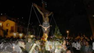 preview picture of video 'Taxco semana santa 2010 procesión de los cristos'