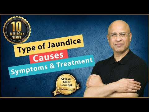 Jaundice - Causes, Symptoms & Treatment - Bilirubin Metabolism