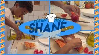 KOKEN MET SHANE - PAN CON TOMATE #AFLEVERING 16