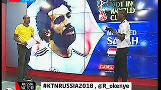 Best Stars not in the World Cup: Mohammed Salah