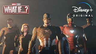 Ask The Question   Marvel Studios' What If…?   Disney+ Trailer