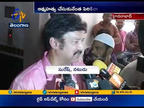 Telugu comedian Vijay Sai found dead in Hyderabad