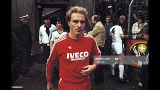 Karl-Heinz Rummenigge Vs FC Nürnberg | DFB-Pokal Final 1982 | All Touches & Actions