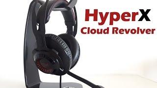HyperX Cloud Revolver אוזניות לגיימרים