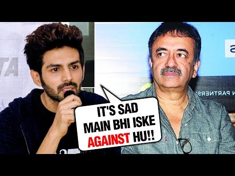 Kartik Aaryan REACTS On METOO Allegations On Rajku