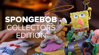 Spongebob Battle for Bikini Bottom Rehydrated F.U.N. Edition im Unboxing: Das steckt drin | deutsch