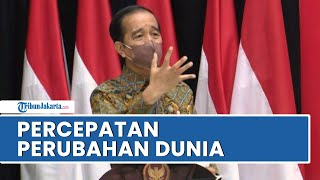 Covid-19 Percepat Perubahan Dunia, Jokowi: Jangan Pagari Mahasiswa dengan Program-program Studi