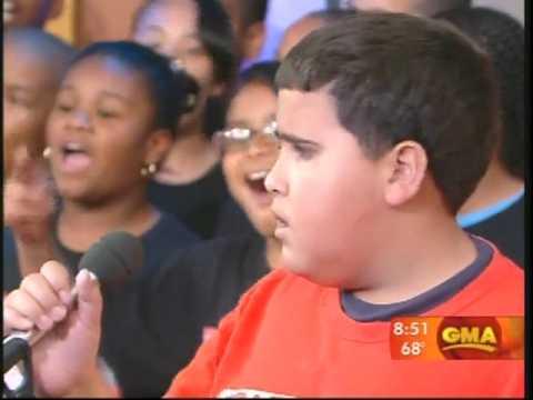 PS22 Chorus - ABC Good Morning America - Video 4