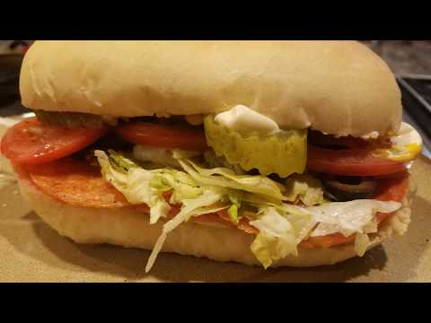 How to Make Homemade Hoagie Rolls - Just like Subway Bread or Jimmy Johns!