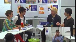 2012/10/08夜な夜なカフェvol.9いしだ壱成×津田大介「原発について」