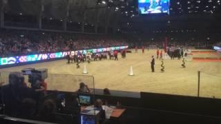 Shetland Pony Grand National 2016 Olympia