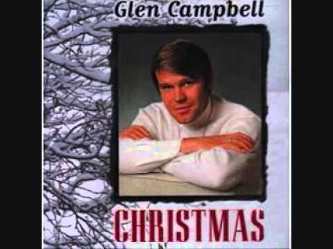 Glen Campbell - Blue Christmas - Christmas Radio