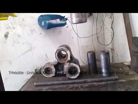 Video Modif Unitrack KAWASAKI KLX || Solusi Melembutkan Ayunan Arm Kawasaki KLX/D-Tracker 150
