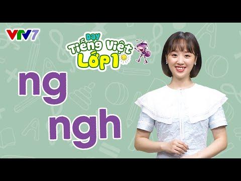 Tiếng Việt Lớp 1 - Bài 7: Âm ng, ngh